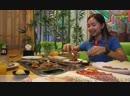 အဆုိေတာ္တစ္ဦး ဖြင့္ထားတဲ့ ျပည္လမ္းကန္ေဘာင္အနီးက Bamboo Korea