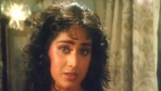Shakti Kapoor Flirting With Meenakshi @ Teri Payal Mere Geet - Govinda, Meenakshi Sheshadri