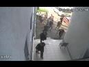 тітушки заходять в Конотопську міську раду