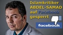 Islamkritiker Abdel-Samad auf Facebook gesperrt