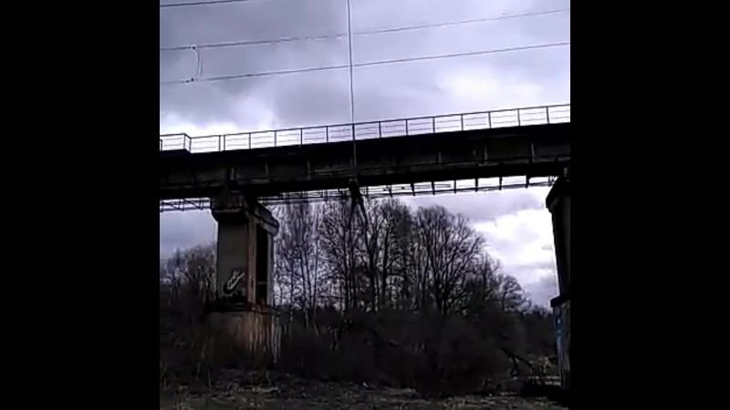 Мой не особо удачный прыжок с моста