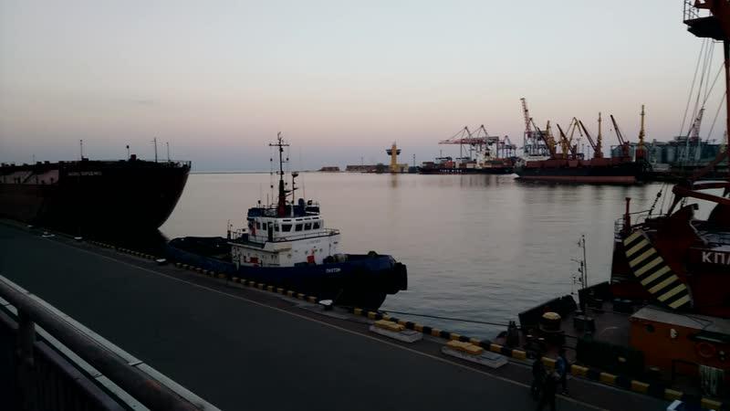 Одесса. Морской порт