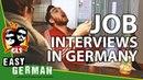 Job Interviews in Germany /w German LifeStyle GLS Easy German 238