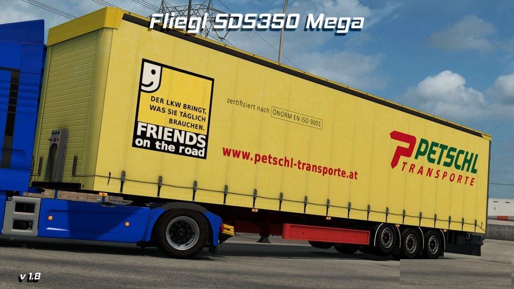FLIEGL SDS350 MEGA – REWORK BY OBELIHNIO V1.9