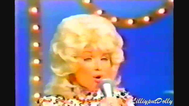 Dolly Parton - Gettin Happy on The Dolly Show 1976/77