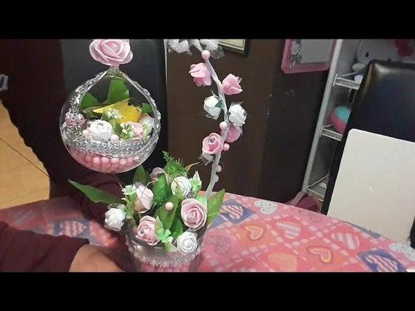 Como hacer un nido de canario para sanvalentin