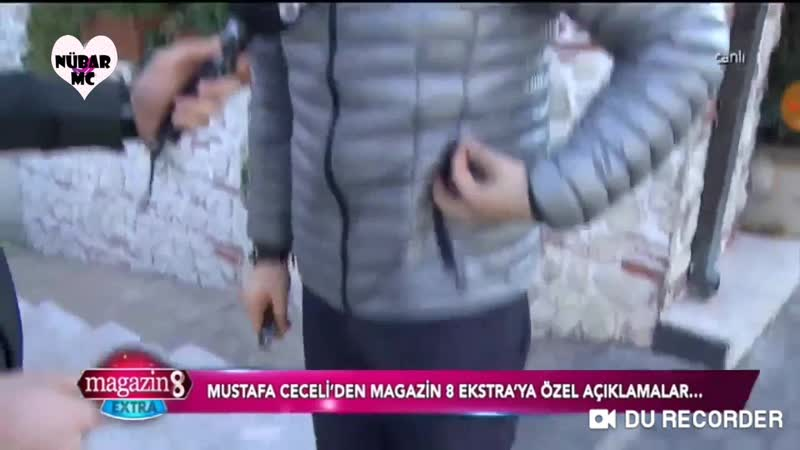 Mustafa Ceceli - Magazin 8 (21.02.2016)