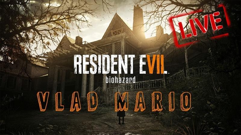 Стрим! Полное прохождение Resident Evil 7: Biohazard! 18