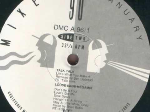 Talk Talk - Life's What You Make It (Ben Liebrand Remix)