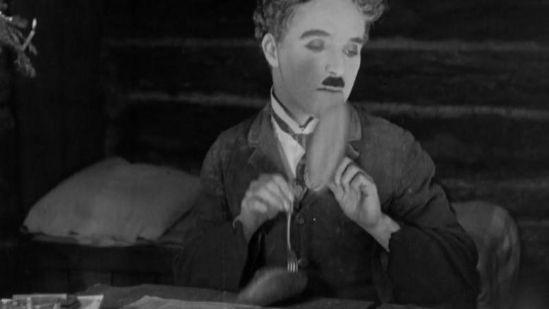 Three Reasons: The Gold Rush (1925)