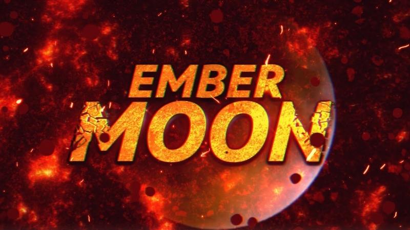 Ember Moon - Free The Flame - Custom Titatron