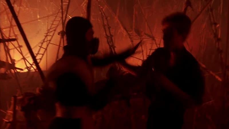 Смертельная битва Джонни Кейдж против Скорпиона