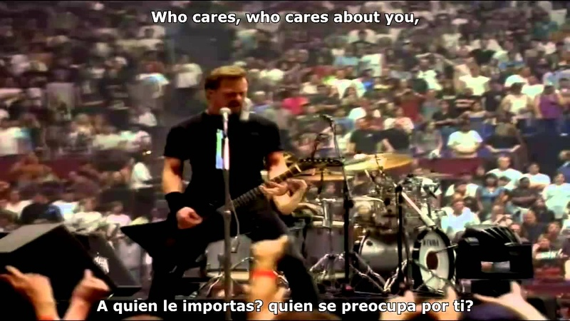 Metallica - So What Live Cunning Stunts 98 (Sub Español English)