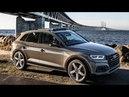 UNIQUE SPEC 2018 AUDI SQ5 354hp 500Nm V6T The Best SUV Quantum gray black optics