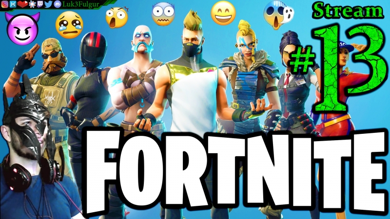Fortnite 💩🤢Im ill Hostage🤬Free💸Join Me🐉PC💻Max✨13th🎋