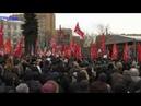 Москва: акция против передачи Курил Японии