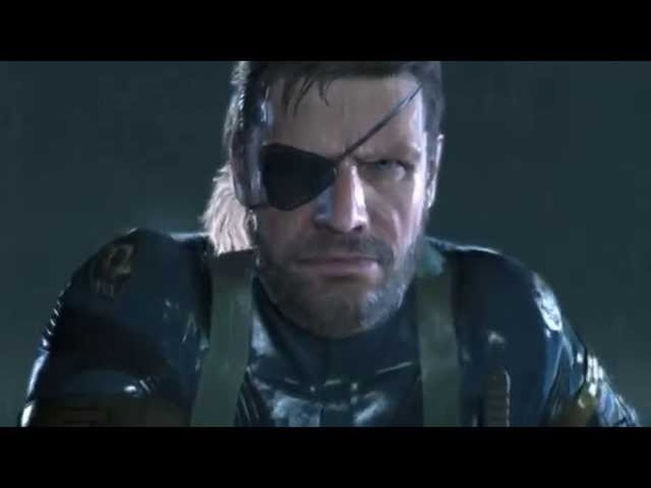 Metal Gear Solid - Kept you waiting, huh