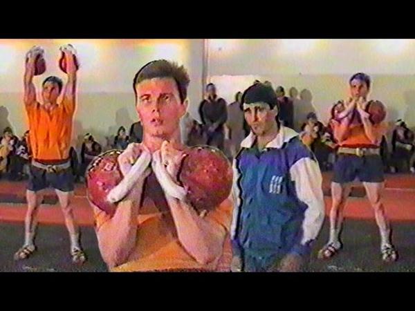 Valery Fedorenko - kettlebell sport / Валерий Федоренко - гиревой спорт