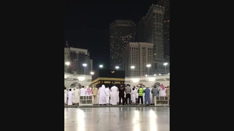 اللهم ارزقنا صلاة قريبا فى المسجد الحرام