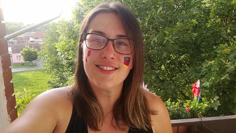 Hanna Klein aus Kroatien