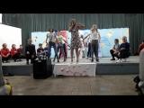 Битва хоров Вера Брежнева - Ты мой человек 2 редакция 3 заезд Лето 2018
