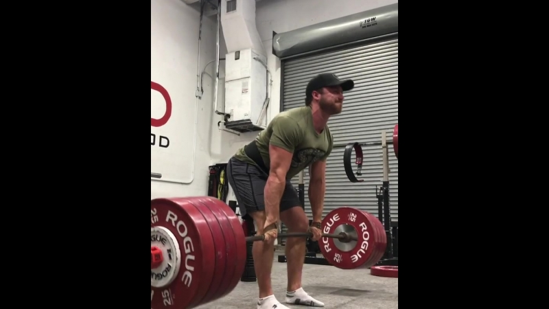 Hayden Bowe 10 reps with 230kg/507lbs@~187lbs