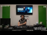 Vadim Spark &amp Cari - Beat Of My Heart Suanda Voice