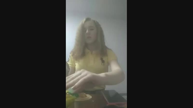 Ангелина Вишня - Live