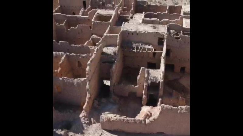 Древние, заброшенные города в Марокко 🇲🇦.