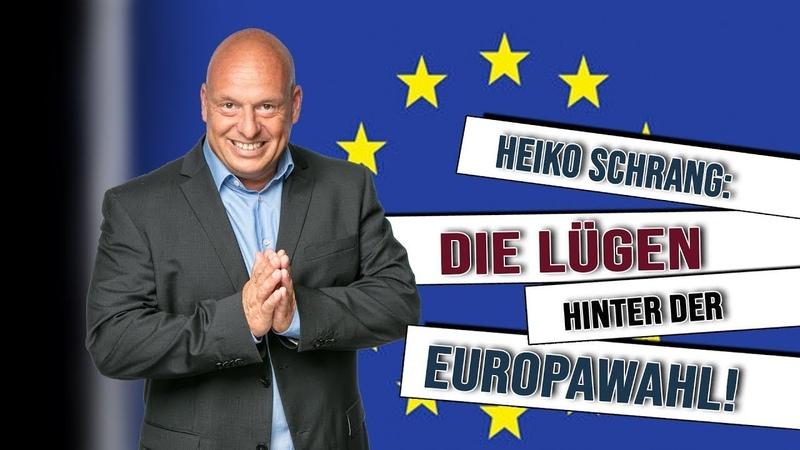 Die Lügen hinter der Europawahl!