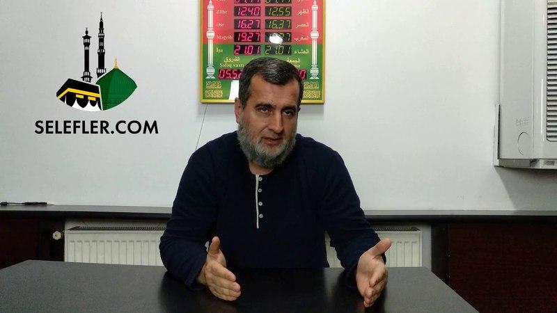 Гамет Сулейманов(Да хранит его Аллах) - Ответы на вопросы. 22.04.2018