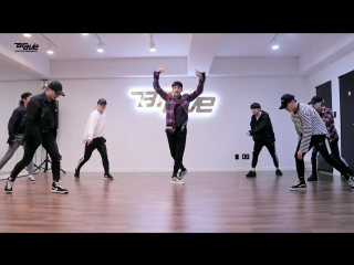 사무엘(Samuel) - TEENAGER (틴에이저) (Feat. 이로한) 안무 연습 영상(Choreography Practice)
