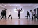 Samuel Teenager dance practice