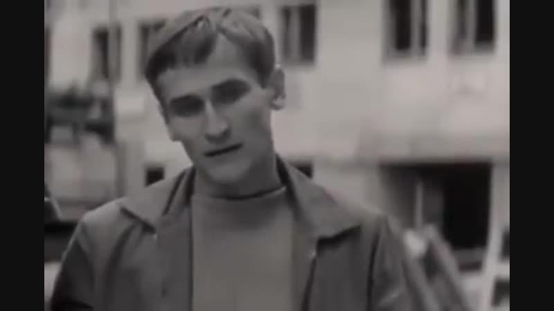 Леонид Филатов читает Монолог о любви (1960-е)