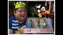 """ОБЗОР сета Brand New Disney Store Disney Princess""""Figurine"""