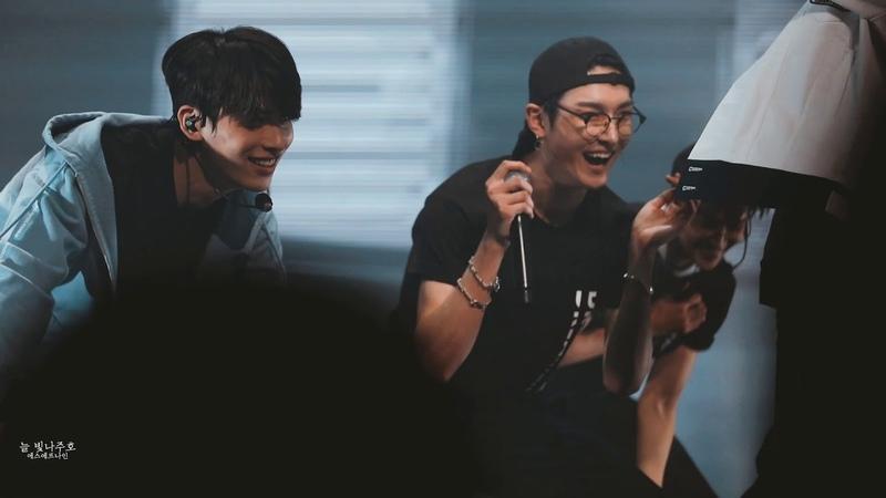 181027 1st concert DREAMER SF9 PHOTOGRAPH 주호 ZUHO 직캠