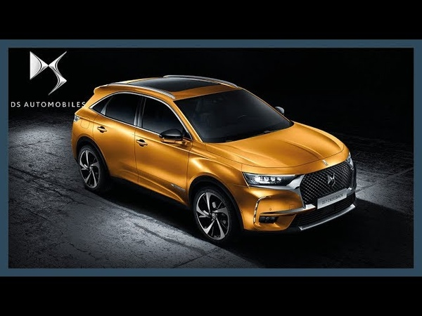Euro NCAP 2018 Automated Testing DS 7 Crossback Connected Pilot