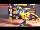 Гидравлический робот 12 в 1 Французские опыты Науки с Буки Bondibon