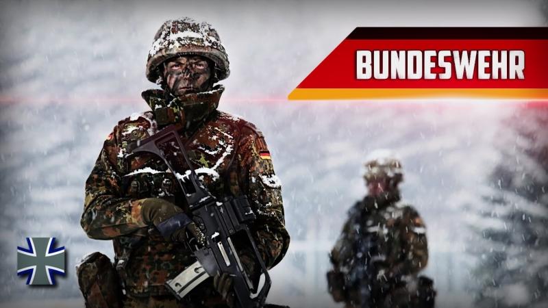 Бундесвер - як контролюється німецька армія