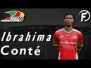 Ibrahima Conte - Best Highlights - Goals, Skills, Assists, Dribbling - KV Oostende 2017