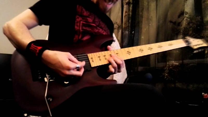 BABYMETAL - Mischiefs of Metal Gods (Guitar Cover)