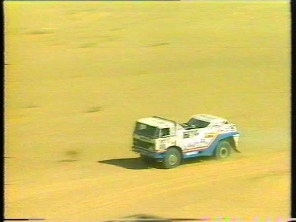 DAF Trucks Dakar film deel 33