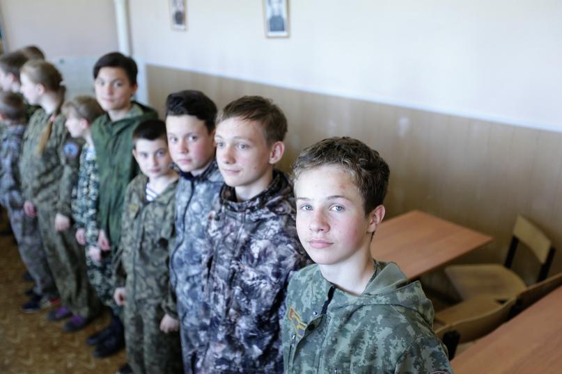 Воспитанники ВСК «Пантера» проведут неделю на осенних сборах