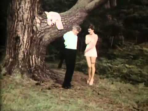 Benny Hill Saves Woman on a Tree