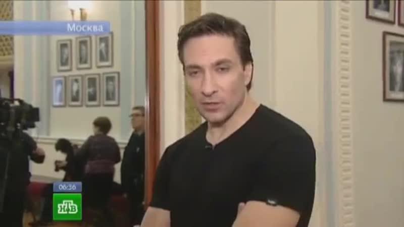 Григорий Антипенко о премьере Отелло