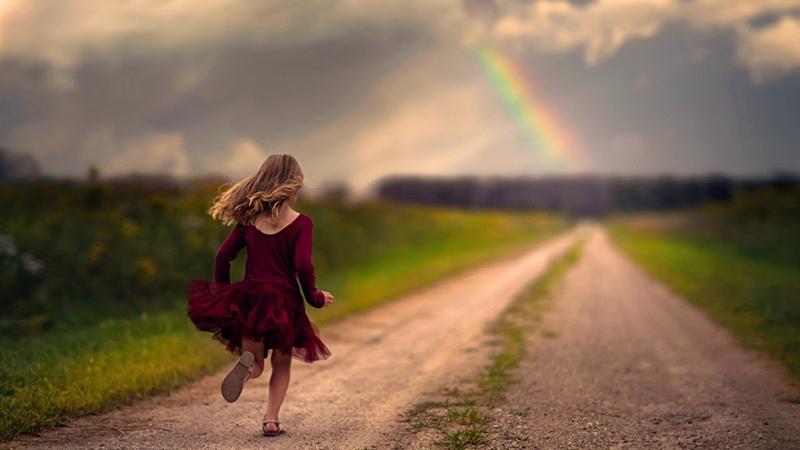 Vanilla Potatoyes Walk on a Rainbow