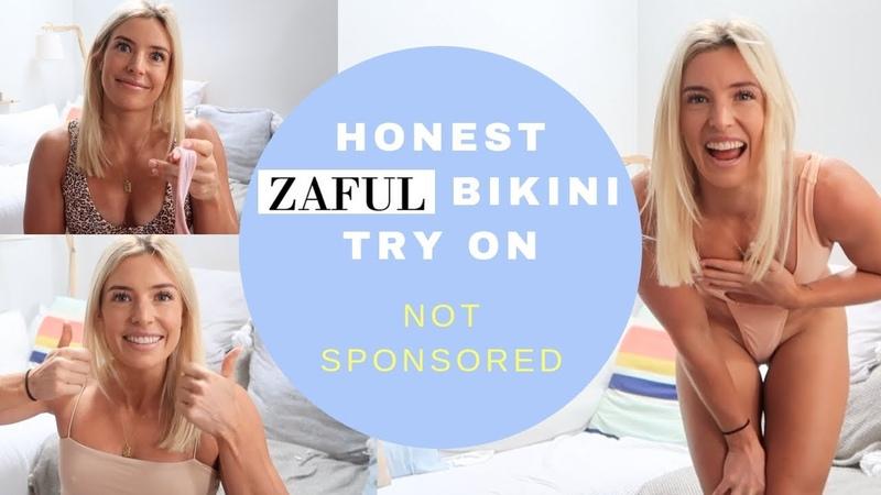 ZAFUL Bikini Haul Honest Review - NOT sponsored