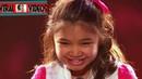 Video viral la niña que quiere ser como Whitney Houston sorprende de nuevo al mundo BOTON DE ORO