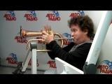 Леонид Агутин Я буду всегда с тобой (#LIVE Авторадио) - YouTube