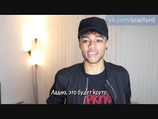 SCARLXRD MazziMaz -who tf asked you   Перевод   Субтитры   Russian Subtitles